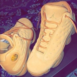Selling Jordan's only wore two times